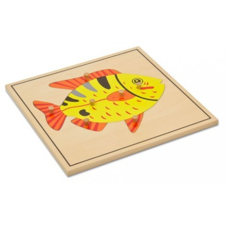 Jigsaw puzzle - Fish