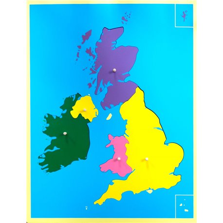 Jigsaw Puzzle - UK
