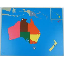 Jigsaw Puzzle - Australia