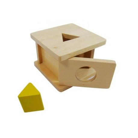 Imbucare Box with Triangular Prism