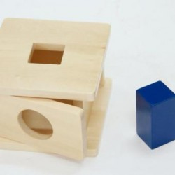 Imbucare Box with Square Prism