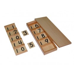 Tens & Teens / Seguin's boards 1 + 2