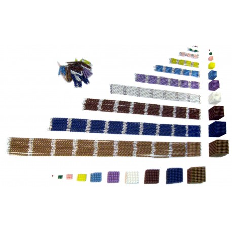 Complete Bead set without cabinet