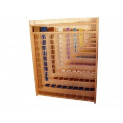 Complete bead set in cabinet (2 boxes incl PE170)