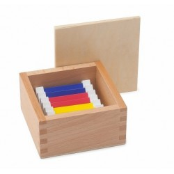 Colour tablets 1st box (wood)