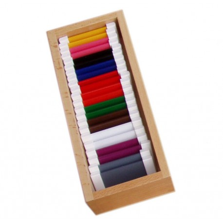 Colour tablets 2nd box (budget)