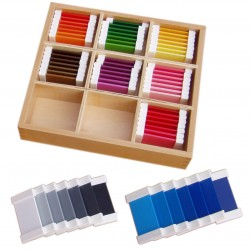 Colour tablets 3rd box (budget)