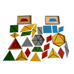Constructive Triangles, 5 Boxes