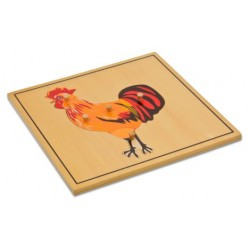 Jigsaw puzzle - Cockerel