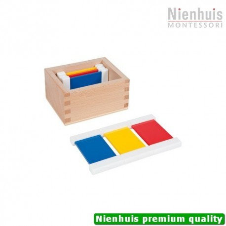 First Box Of Color Tablets