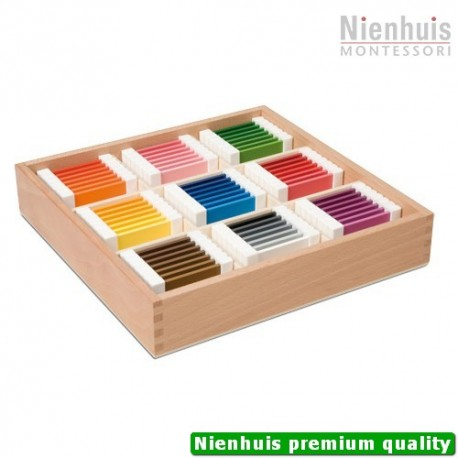 Third Box Of Color Tablets