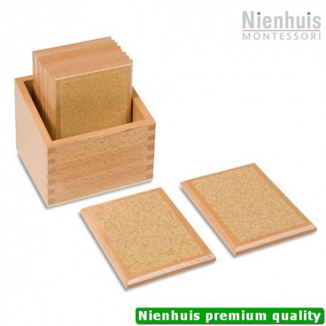 Rough Gradation Tablets