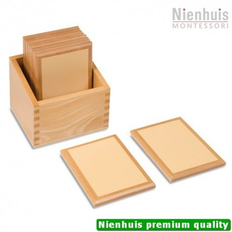 Smooth Gradation Tablets