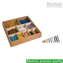 Decanomial Bead Bar Box: Individual Beads Nylon